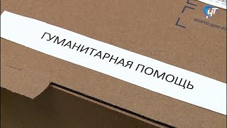 В Великом Новгороде собирают гуманитарную помощь жителям пострадавших от наводнения регионов