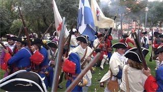 preview picture of video 'La Festa dels Miquelets 2014 - Olesa de Montserrat --- (Vídeo Agustí Boada)'