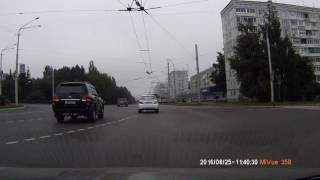 видео ДТП кольцо 25августа 11 39
