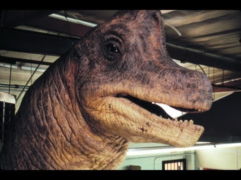 How Jurassic Park's VFX Wizards Brought One Of The Largest Dinosaurs Of All Time To Life