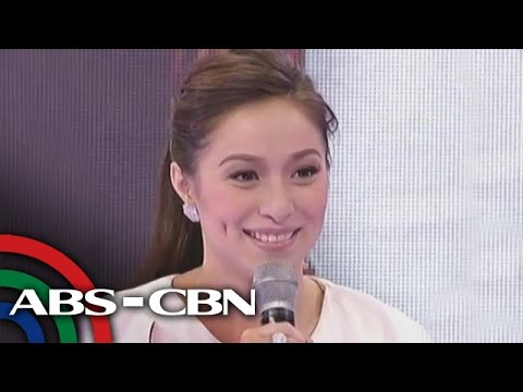 Cristine Reyes' pregnancy was planned, not an accident
