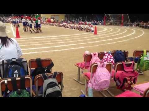 南浦和小学校運動会
