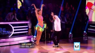 Dancing with the Stars 19 - Sadie Robertson & Mark | LIVE 9-15-14