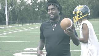 Under Armour & Wale team up to give back to the community. | Part 2 #WEWILL