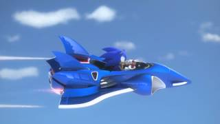 Sonic & All-Stars Racing Transformed (3DS) Trailer