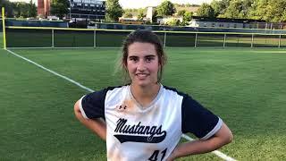 Softball Recap | North Cobb Christian | Jr. Sarah Schab | 08-06-19