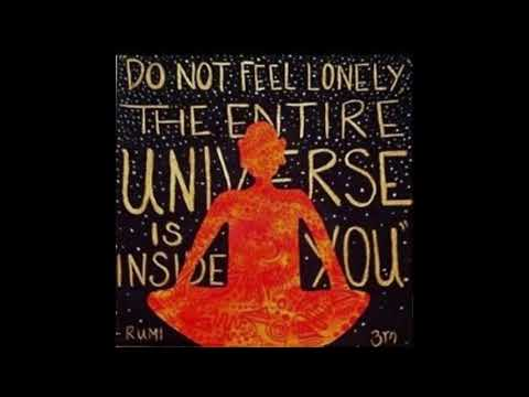 Divine Capacity - Don't Feel Lonely The Entire Universe Is Inside You - Prod Juno