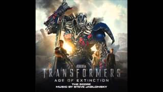 Honor to the End (Movie Version, 1st Attempt) - Transformers: Age of Extinction (The Expanded Score)