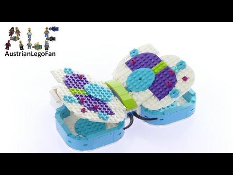 Vidéo LEGO Friends 40156 : Organiseur papillon