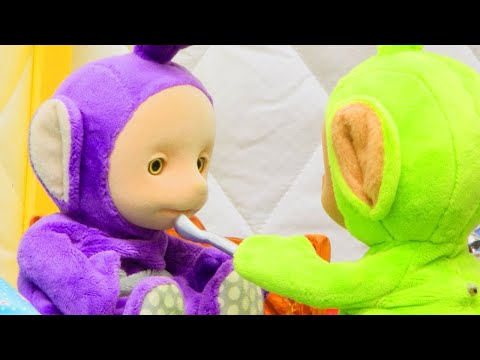 Teletubbies | Tinky Winky Sakit | Full Episode - HD | Teletubbies Stop Motion | Kartun Lucu 2018