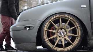 Joey Z's Static VW - Slammed VW - GTI [20th GTI] Car Feature - StanceNation - CamberGang