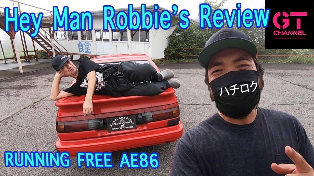 Best OG Toyota AE86 Drift Car Running Free - Hey Man Robbie's Review