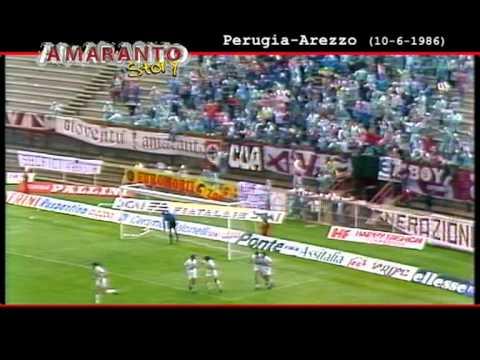 Amaranto story - Perugia-Arezzo 0-2