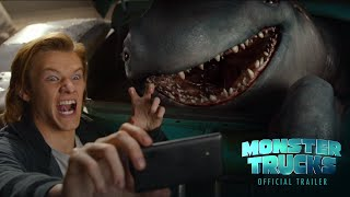 Trailer of Monster Trucks (2016)