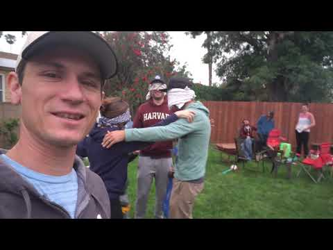 Bird Box Easter Egg Hunt | Dude Dad Vlog