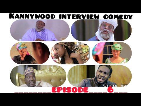 GIDAN BADAMASI INTERVIEW COMEDY EPISODE_6_ BY MACSONG COMEDY