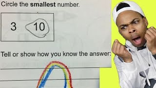 FUNNIEST KID TEST ANSWERS PART 18 ft. Casey Simpson