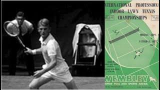 Lew Hoad At Wembley (Indoor)