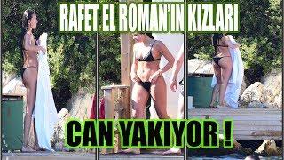 Rafet El Roman'ın Kızları Bodrumu Titretti!