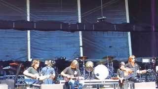 June 6, 2013. Europe Sound Check - Drink and Smile