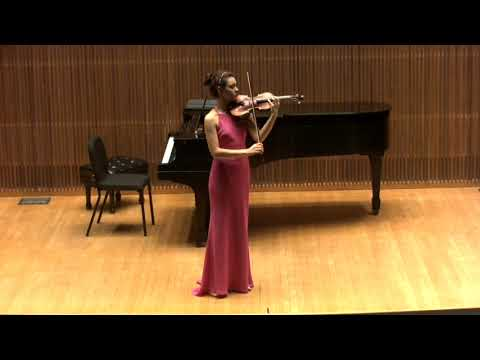 Bach Violin Partita No.2 Chaconne
