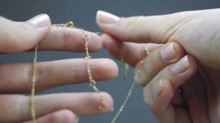 Delicate Necklace - Gold | AUDERE