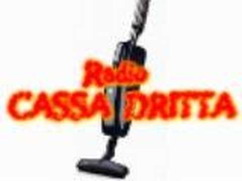 Radio CASSA DRITTA (aspirapolvere)