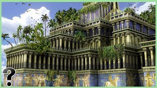 Were The Hanging Gardens Of Babylon Real?