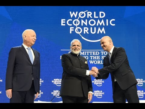 PM Modi to address World Economic Forum Plenary Session, Davos