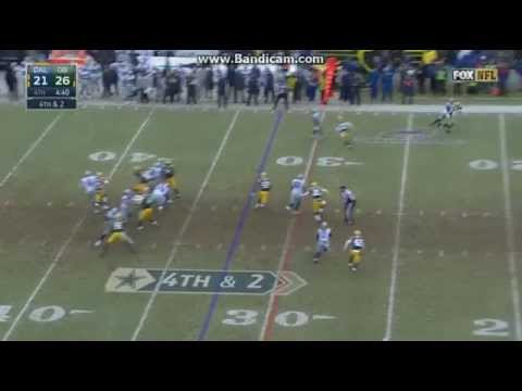 Cowboys VS Packers (Dez Bryant Catch)