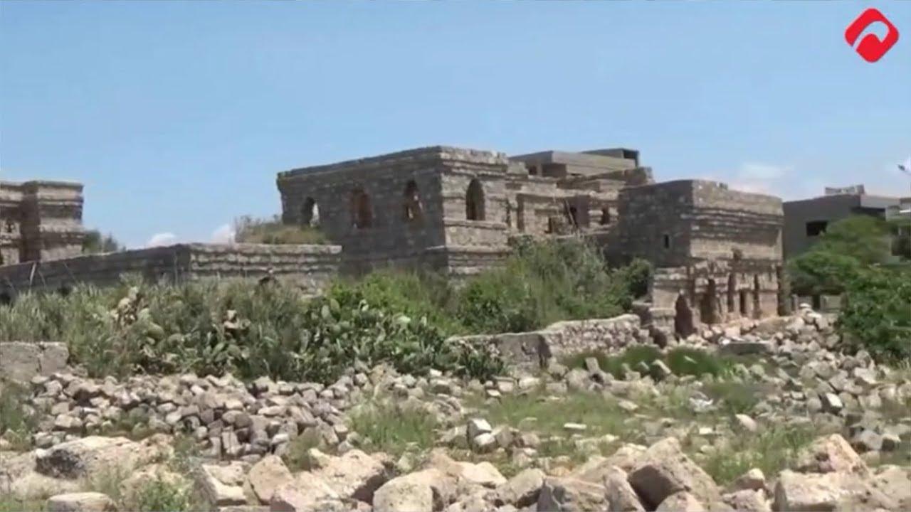 40 عاماً سخرها الزوزو لبناء قلعته الأسطورية على شاطئ جبلة