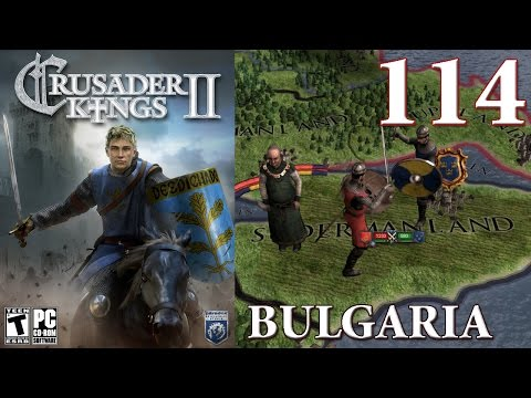 Crusader Kings 2 Part 114 - Revenge on Turov