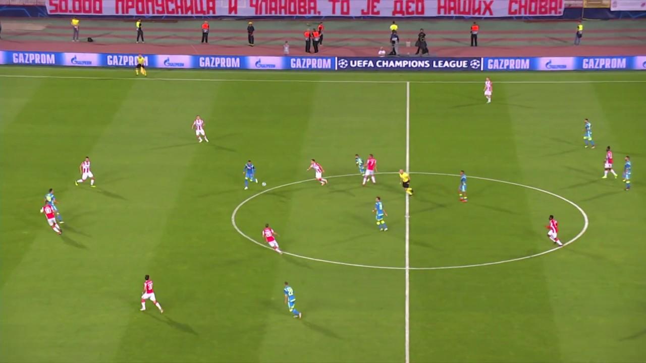 UEFA CHL / ROUND 1 / FKCZV-SCCNAP 0:0