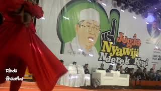 Hadroh Semut Ireng Bersama Gus Ali Gondrong