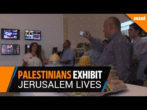 Palestinians exhibit Jerusalem Lives