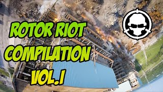 ????????Rotor Riot Compilation FPV Drone -- Best Moments Vol.1????????