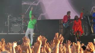 Duran Duran - White Lines (Lollapalooza Chile 2017)