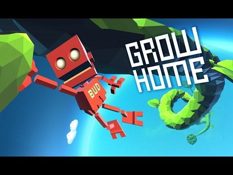 GROW HOME LAUNCH TRAILER - AVAILABLE ON PC AND PS4 thumbnail