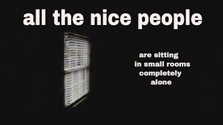 All The Nice People by Abraham Cloud