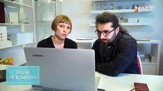 """Tânăr de România: O """"bijuterie"""" de afacere"""