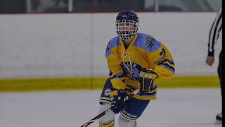 Jack Alecia Hockey Highlight Video 2018
