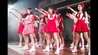 《颶風來襲》20181102 SNH48 Team NII《N.thE.W》公演首演第一場