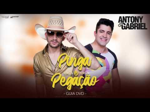 Pinga e Pegação (Letra) - Antony e Gabriel