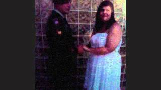 "Mr.&Mrs.Calynn Duffey --"" I was made for you"" by: Chris Cagle"