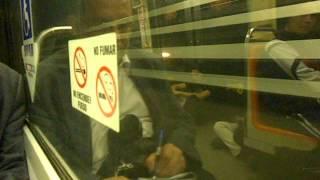 preview picture of video 'Intersección Quinta Normal - San Pablo en un Alstom NS-93'