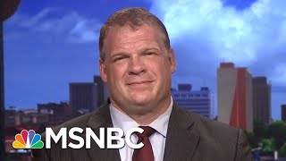 Meet Glenn Jacobs: WWE Wrestling Star And Knox County Mayor-Elect | Velshi & Ruhle | MSNBC