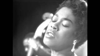 Sarah vaughan the more i see you live from sweden mercury sarah vaughan somewhere over the rainbow live from holland 1958 stopboris Image collections