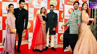 Shabir Ahluwalia, Sriti Jha, Adnan Khan, Eisha Singh & more at Zee Rishtey Awards Nomination Party