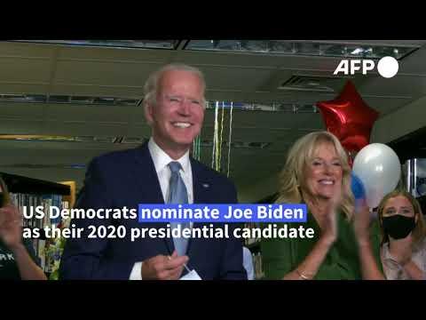 Joe Biden will 'make us whole,' Jill Biden says at Democratic convention