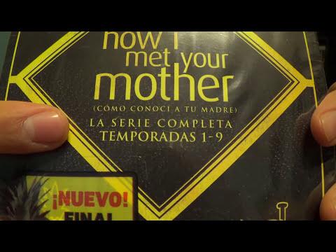 How I Met Your Mother Temporadas 1-9 DVD Unboxing